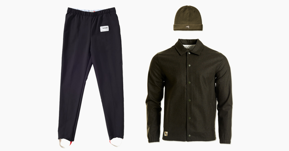 Prep For Winter Running With Tracksmith's Stylish Cross Country Gear