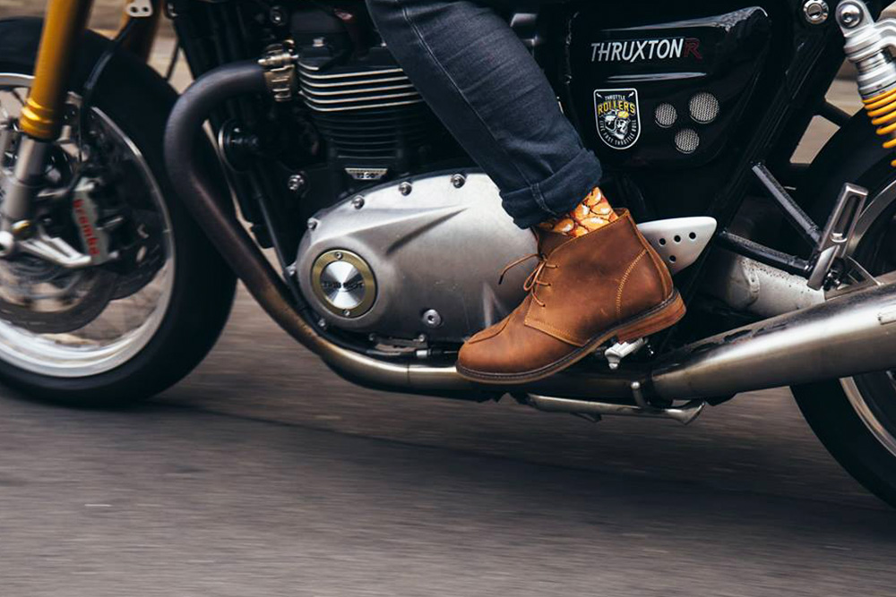 10 Best Motorcycle Boots of 2020 HiConsumption  HiConsumption
