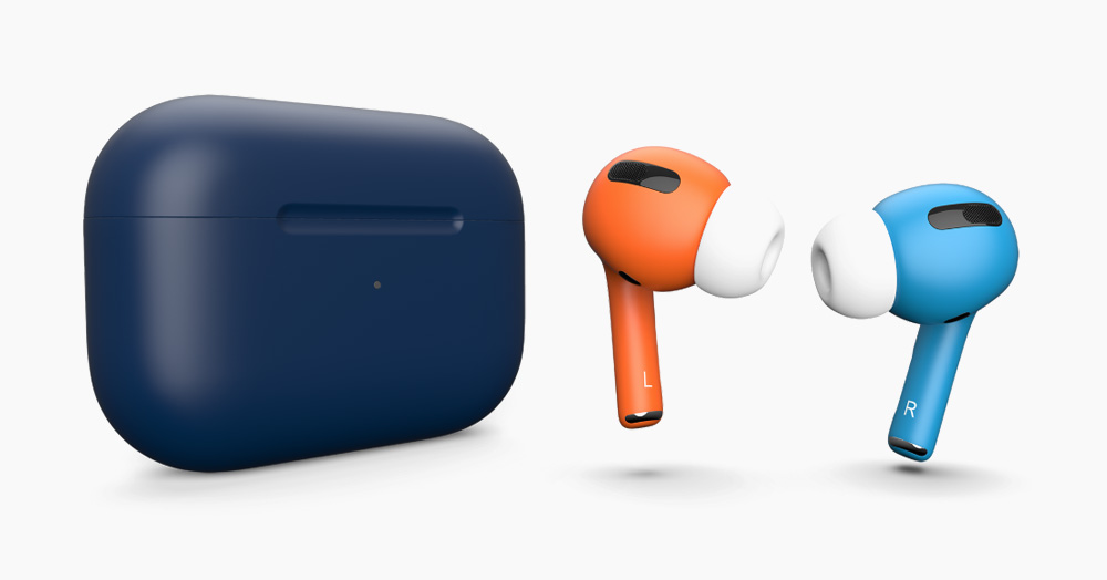 ColorWare Livens Up The AirPods Pro With New Bespoke Custom Colorways