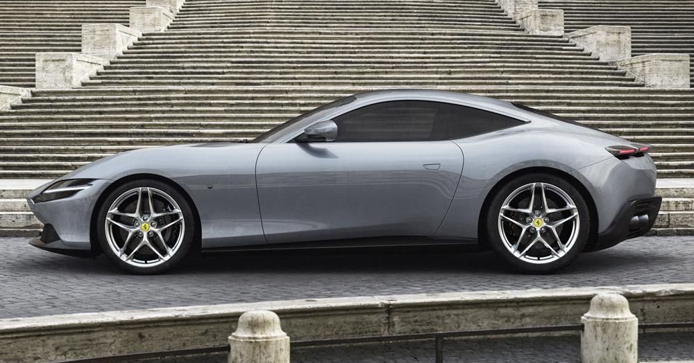 Ferrari's Latest Supercar Is A 611HP Portofino-Based V8 Twin Turbo Coupe