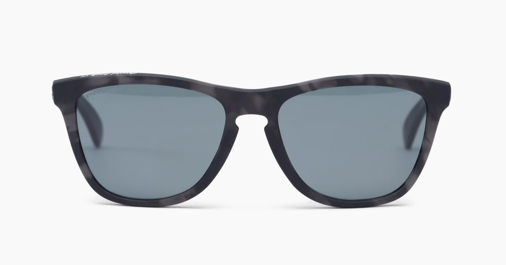Herschel & Oakley Collaborate On Special Edition Frogskins Sunglasses