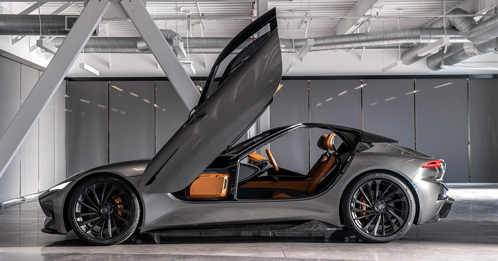 Karma's SC2 Electric Hypercar Is Good For 1,100HP & 10,500Ft-Lb Of Torque