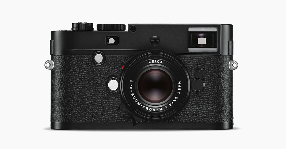 Leica Celebrates Brand Pioneer Ernst Leitz With A Special-Edition Camera