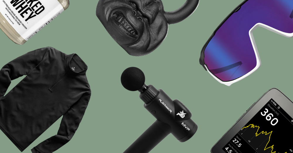 The Wishlist: 20 Best Gifts For The Athlete