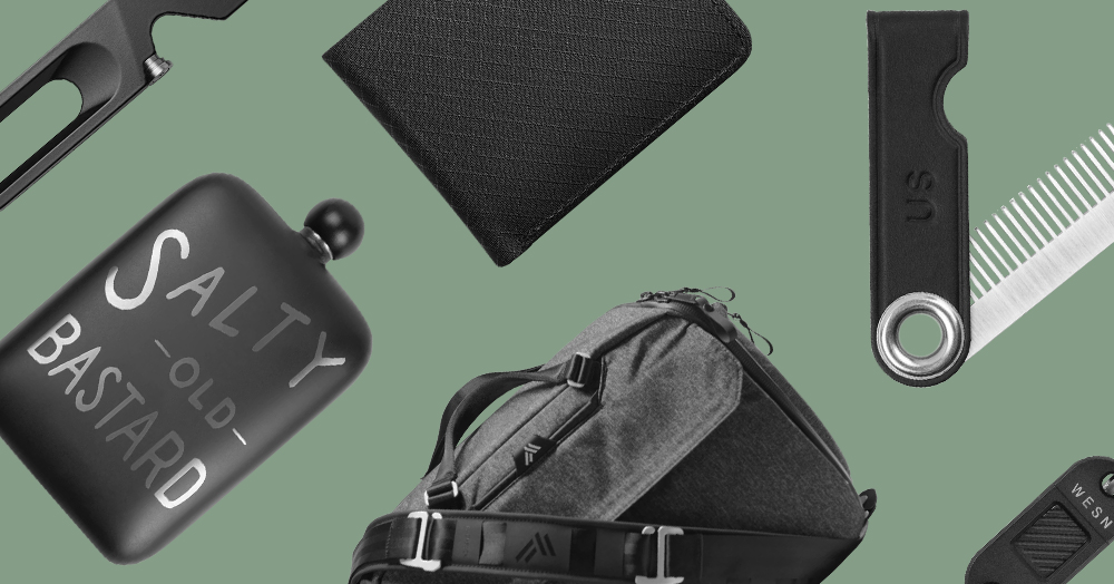 The Wishlist: 20 Best Everyday Carry Gifts