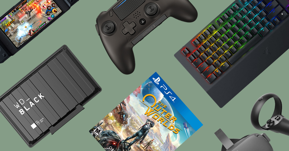 The Wishlist: 20 Best Gifts For The Gamer