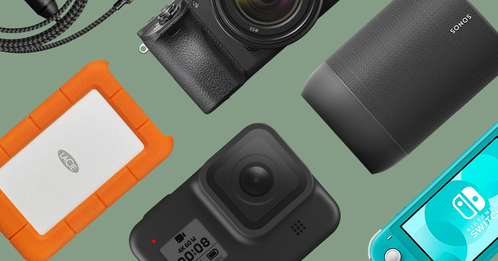 The Wishlist: Technophile's Holiday Gift Guide