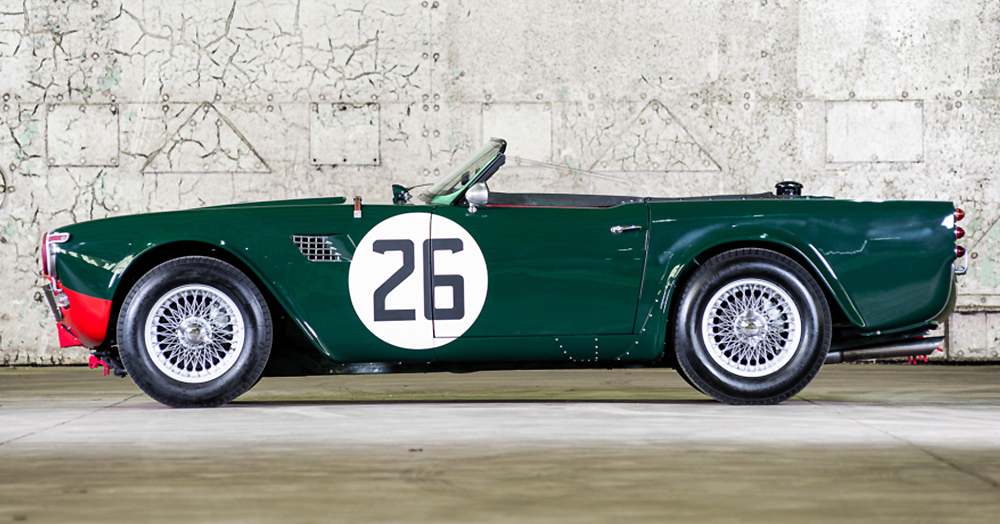 One Of Triumph's Four Gorgeous Le Mans Endurance TRS Racers Is For Sale