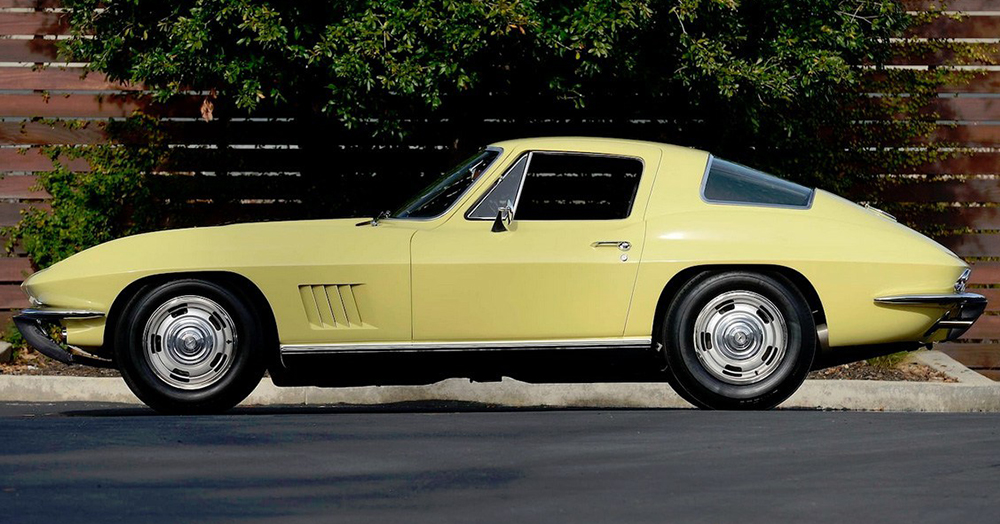 This One-Of-A-Kind All-Original '67 Corvette L-88 Can Be Yours For $4M