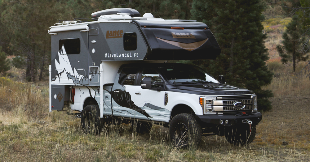 Lance's 'Altimeter' Is The Ultimate Mobile Basecamp For All-Terrain Adventure