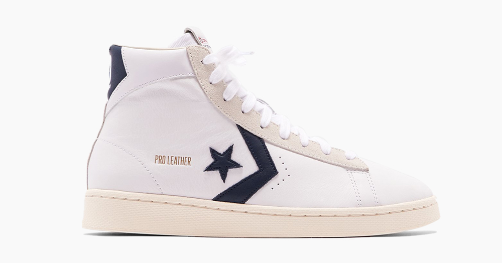 Converse's Retro Pro Leathers Pay Homage To The '70s Mens National Team