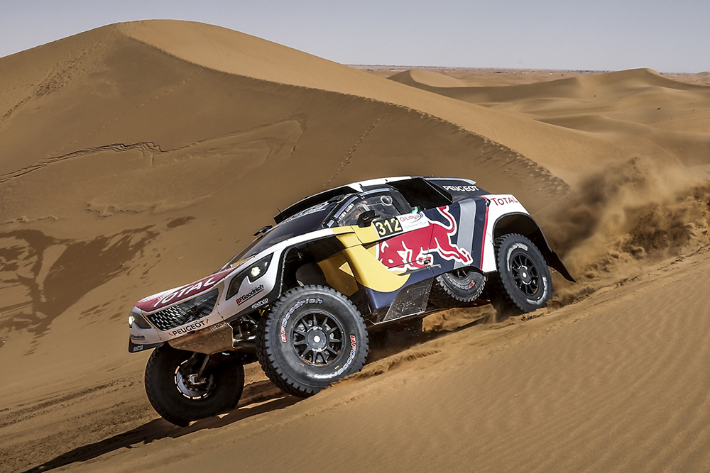 The Complete History Of The Dakar Rally | HiConsumption