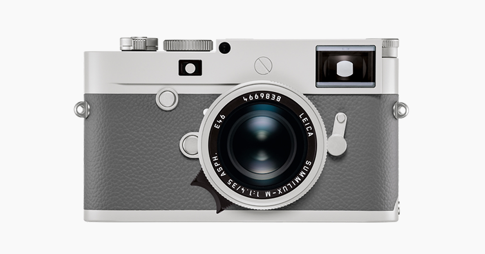 Leica & HODINKEE Partner On A Timeless 'Ghost Edition' Camera