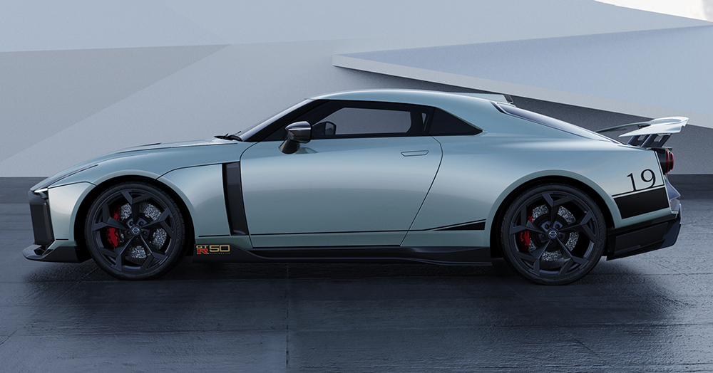 Nissan's 710HP GT-R50 Supercar Is Finally Being Brought To Life By Italdesign