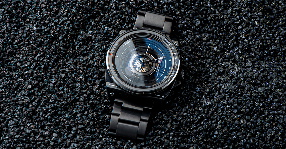 TACS' AVL II Dark Metal Is A Picture-Perfect Photography & Horology Combo