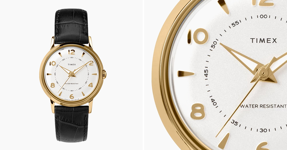 Timex & Todd Snyder Rerelease A Best-Selling Watch With Luxury Upgrades