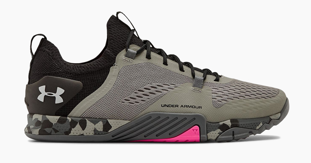 diseño de calidad más tarde atesorar como una mercancía rara Under Armour UA TriBase Reign 2 Training Shoes | HiConsumption