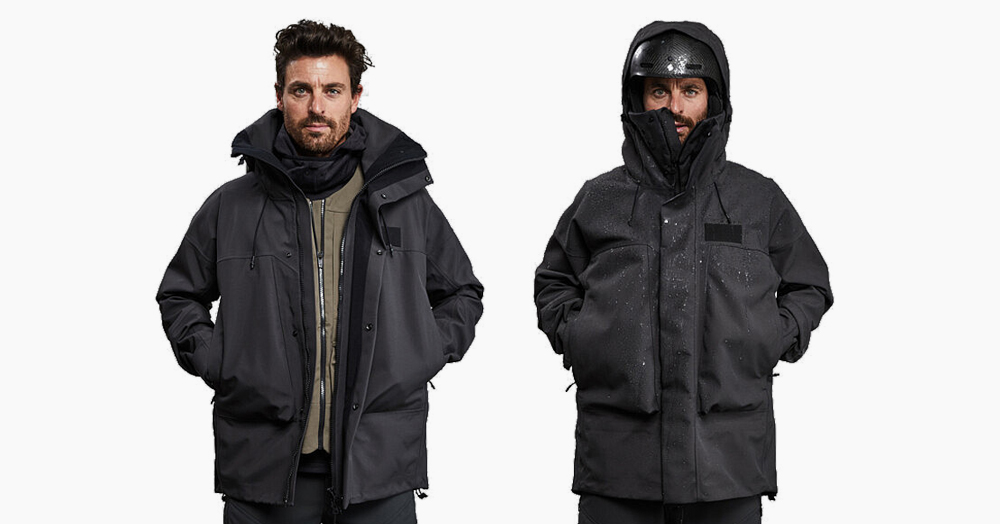 Vollebak's 100 Year Jacket Was Built To Survive A Century Of Hard Use