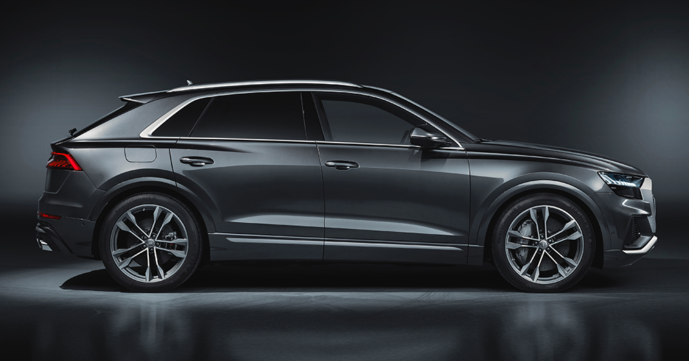 Audi's Twin-Turbo V8 SQ8 & SQ7 SUVs Are Coming To The USA For 2020