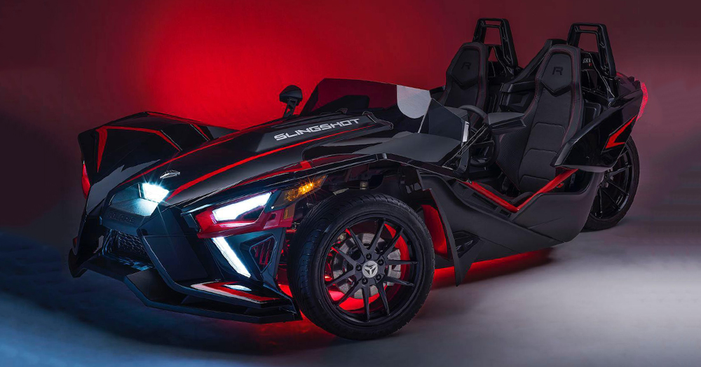 Polaris' 203HP Street-Legal Go-Karts Get A Suite Of Upgrades For 2020