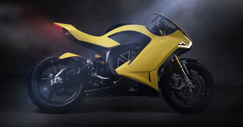Damon Takes The Danger Out Of Riding With Its 4G-Linked 200HP Smart Bike