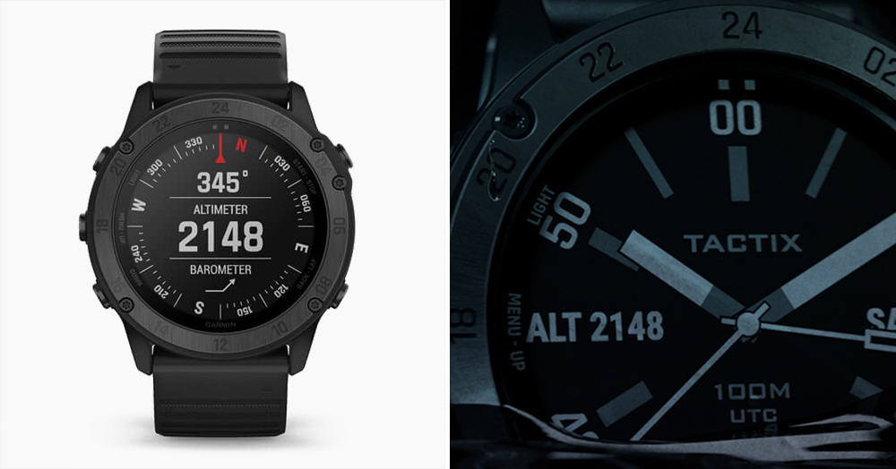 Garmin's Tactix Delta Is A Rugged Mil-Spec Smartwatch Fit For A Navy SEAL Operation