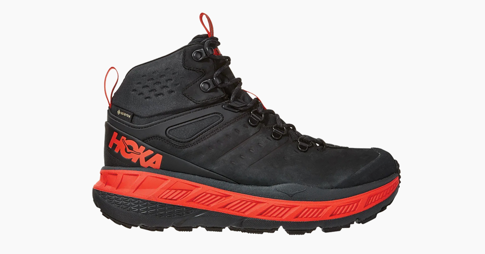 Hoka One One Reveals 3 GORE-TEX Nubuck Outdoor Boots For 2020