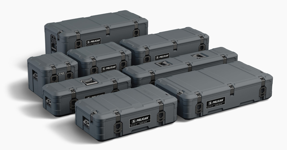 Pelican's Roto-Molded BX Cargo Cases Are Perfect For 4×4 Off-Road Storage