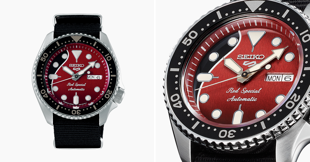 Queen Guitarist Brian May Now Has His Own Signature Seiko Dive Watch