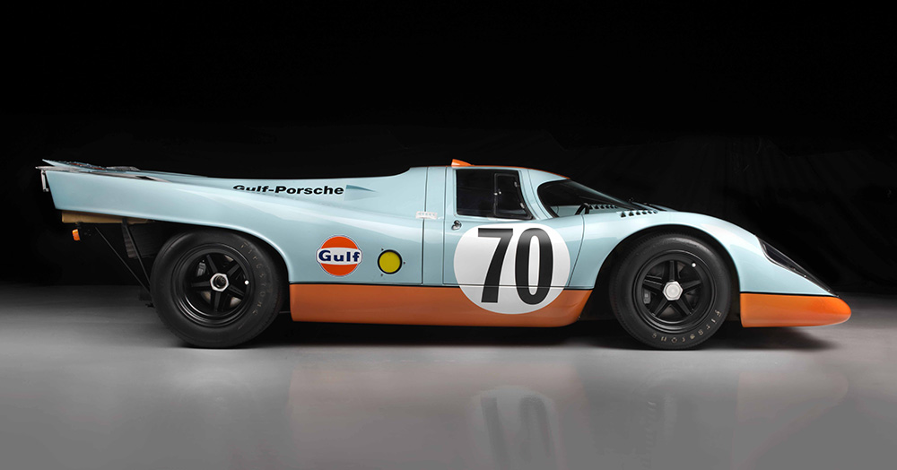 Brumos' Automotive Collection Illuminates The Golden Age Of Porsche Racing