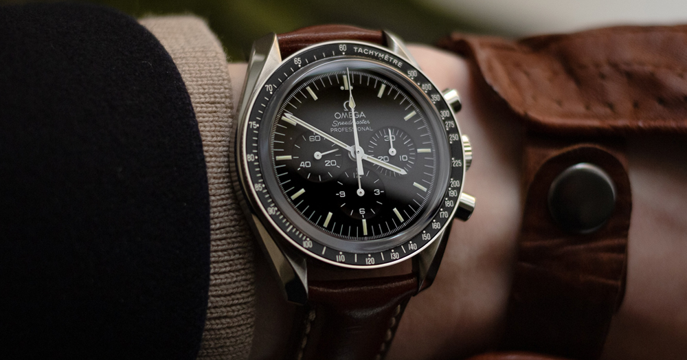 The Complete Guide To Omega Watches