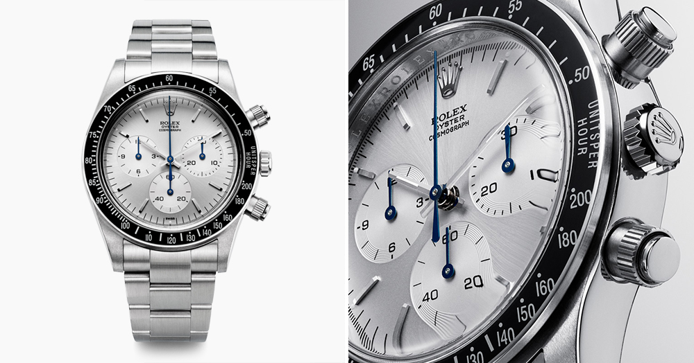 This Gorgeous Watch Is A Loving Recreation Of One Of The Rarest Rolexes Ever Made