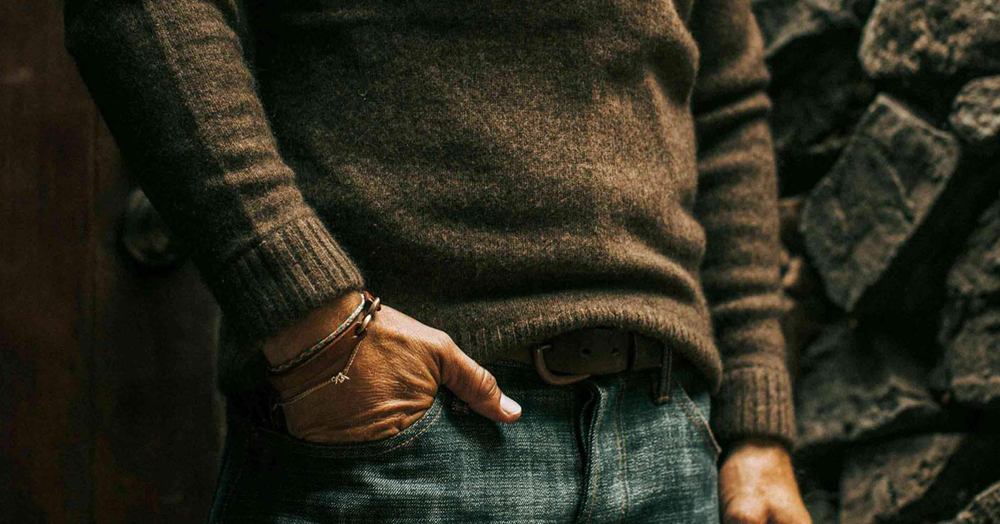 The 6 Men's Sweater Types You Should Know