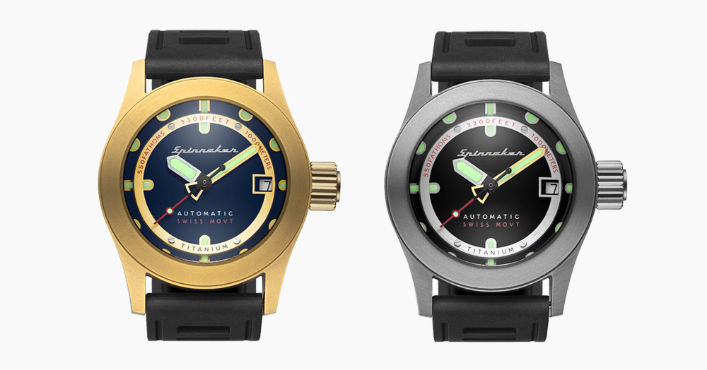 This Titanium Dive Watch Pays Homage To The First Submersible Mission To 35,797FT