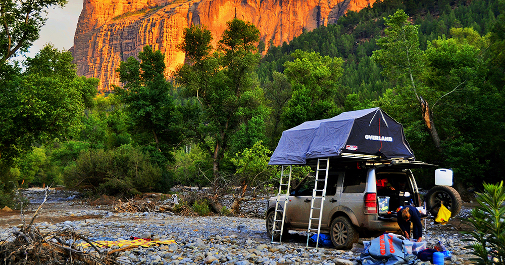 The 9 Best Overlanding Routes In The U.S.
