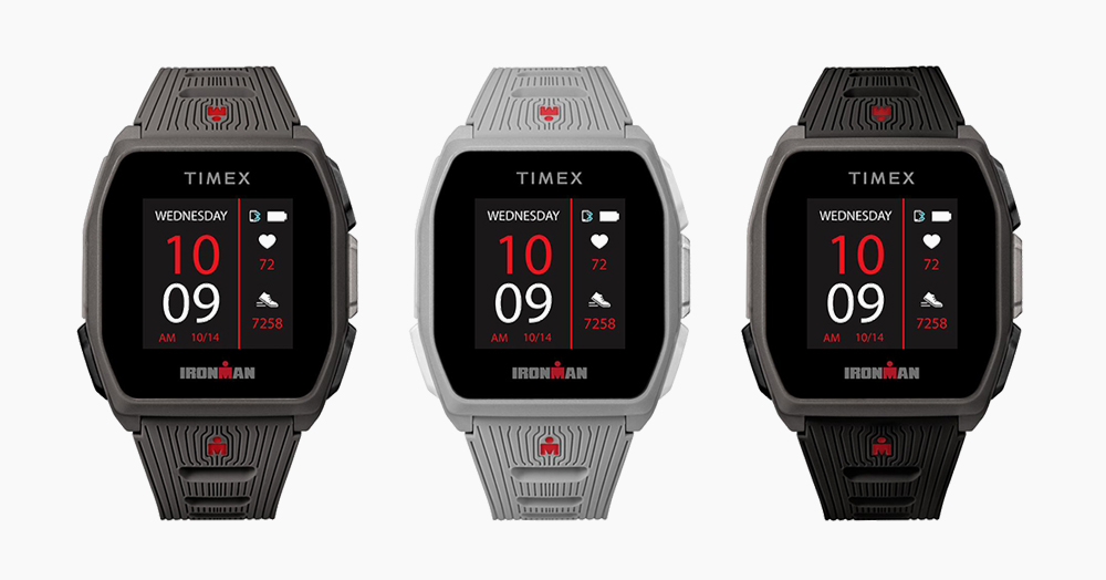 Train For Triathlons With Timex's Personal Training HR Monitor GPS Smartwatch