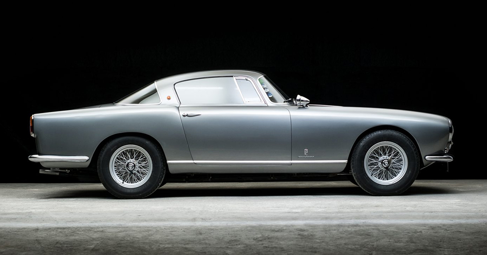 This Pininfarina-Crafted 1956 Ferrari Berlinetta Prototype Could Be Yours