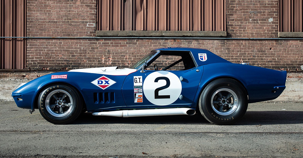Don Yenko's Personal Daytona-Driven Record-Setting 'Vette Race Car Is Up For Sale