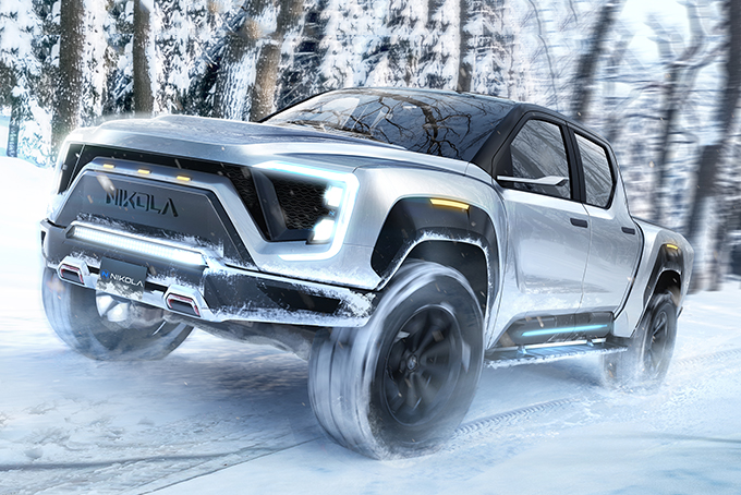 8 Best Electric Pickup Trucks Of 2021 Hiconsumption