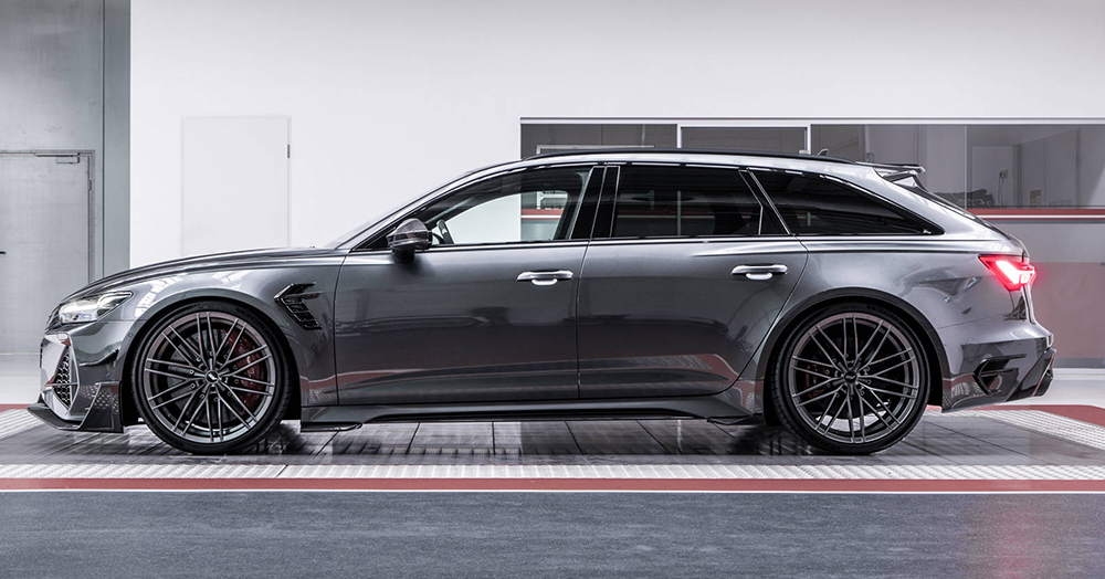 2021 Audi RS 6 Avant RS6-R Limited Edition By ABT ...