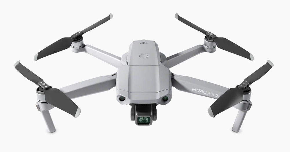 DJI Mavic Air 2 Drone | HiConsumption