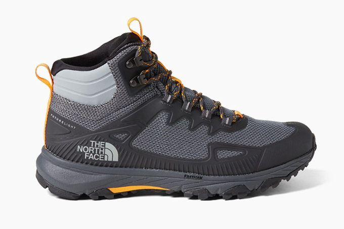 north face lightweight hiking boots