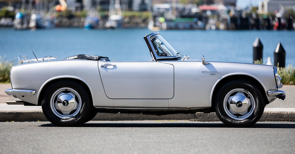 Own One Of Japan's Best Vintage Models With This '64 Honda S600 Roadster