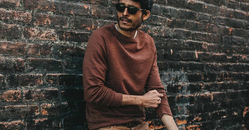 The 15 Best Crew Neck Sweatshirts for Men