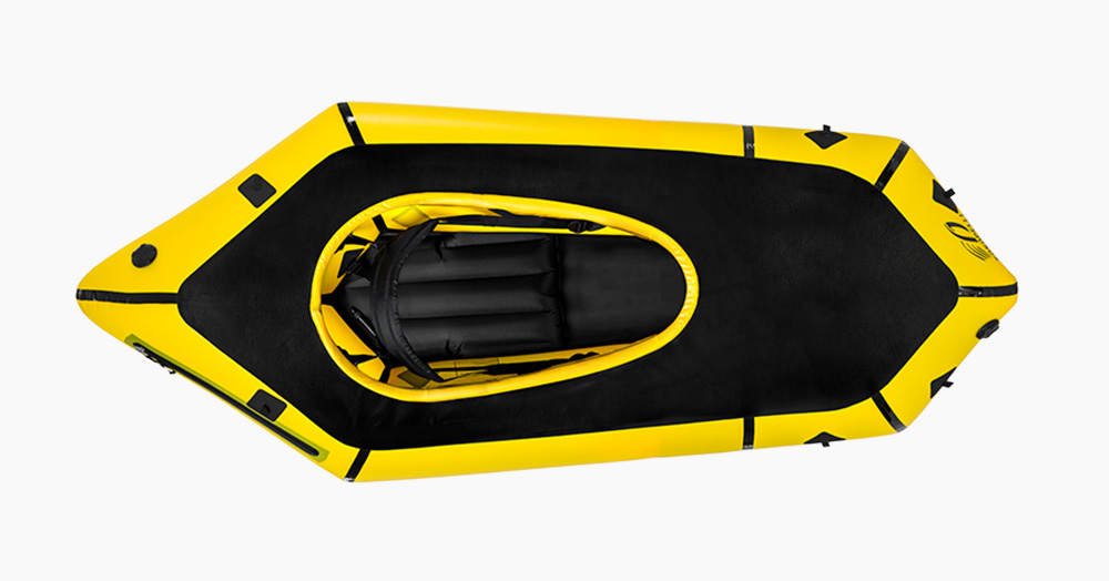 Head To Your Favorite Backcountry Rapid With The 11-Pound Kokopelli Nirvana Packraft