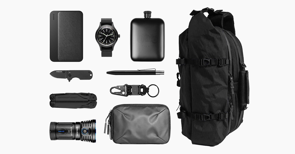 Scoured: The Best EDC Gear You Can Buy On Gallantry Right Now