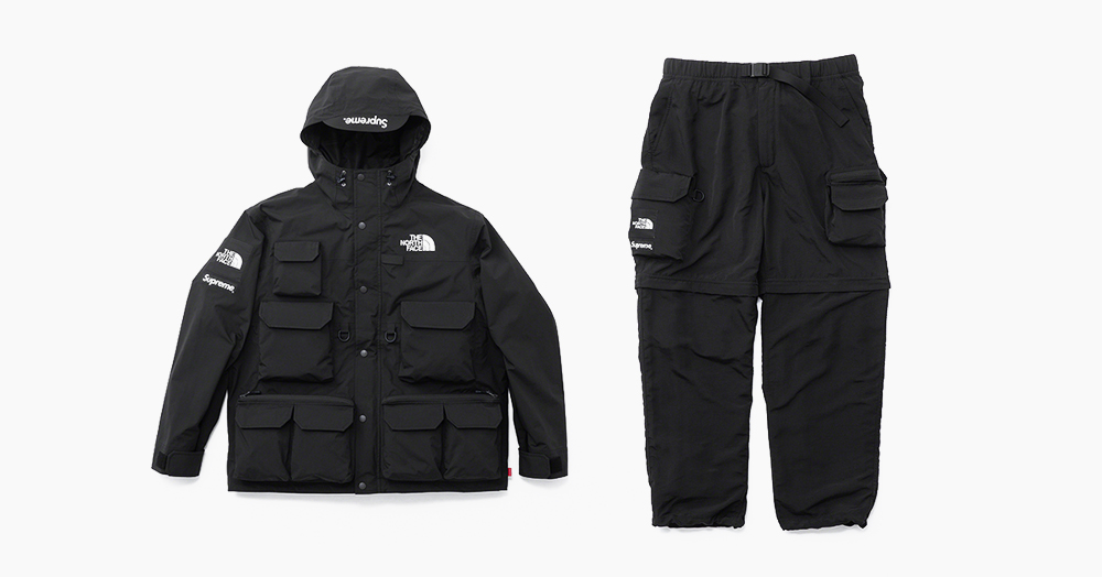 Show Support For Frontline Workers With The North Face & Supreme's Spring 2020 Capsule