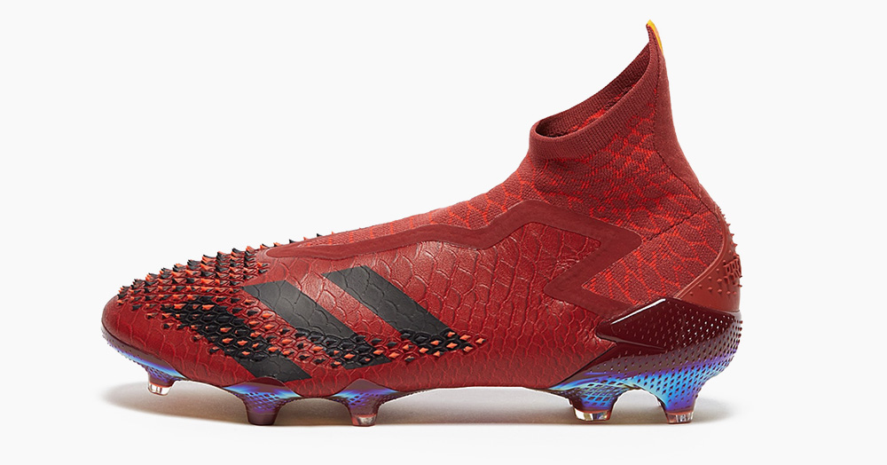 Own The Pitch In adidas' Limited Edition Dragon Predator 20+ FG Cleats