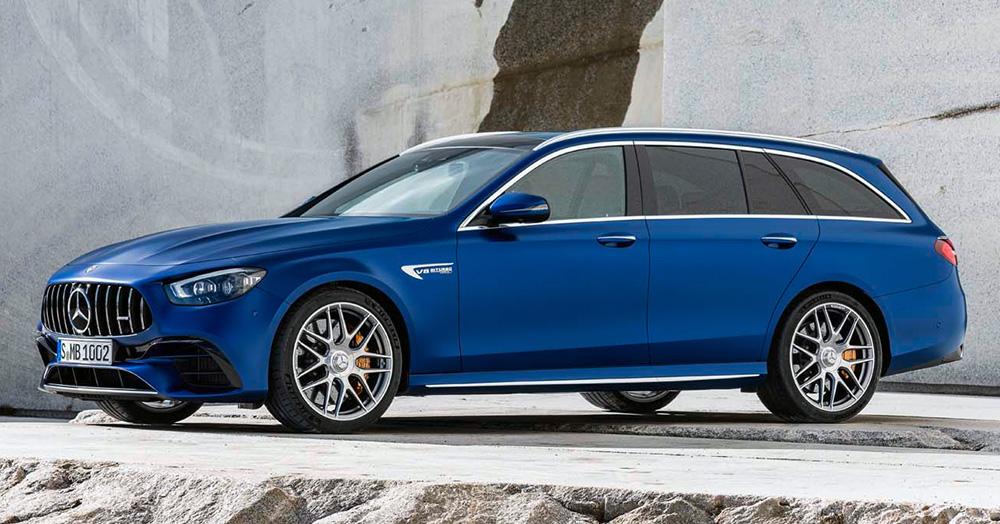2021 mercedes-amg e 63 s sedan & wagon | hiconsumption