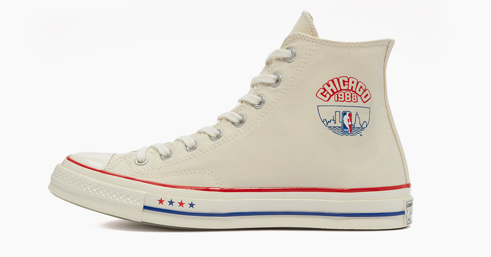 Converse & NBA Join Forces For An All-Star-Inspired Chuck 70 Vintage Sneaker Capsule
